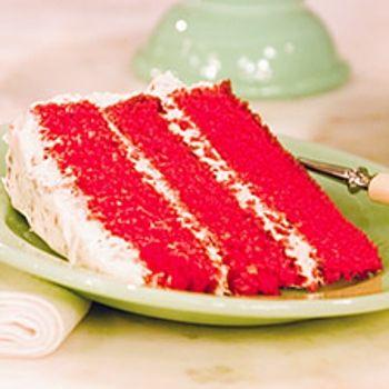 Rachel's Red Velvet Cake   cakes   Pinterest