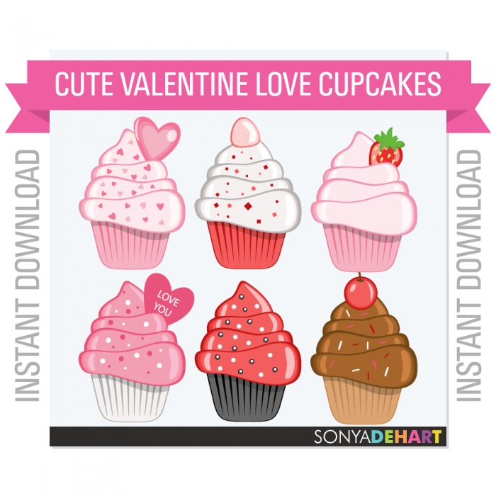 valentine day clip art animated