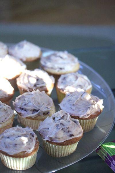 Moosetracks cupcakes | Cupcakes | Pinterest
