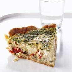 ... , swiss, cheddar (for two quiche total of 5-6 oz swiss, 2 oz cheddar