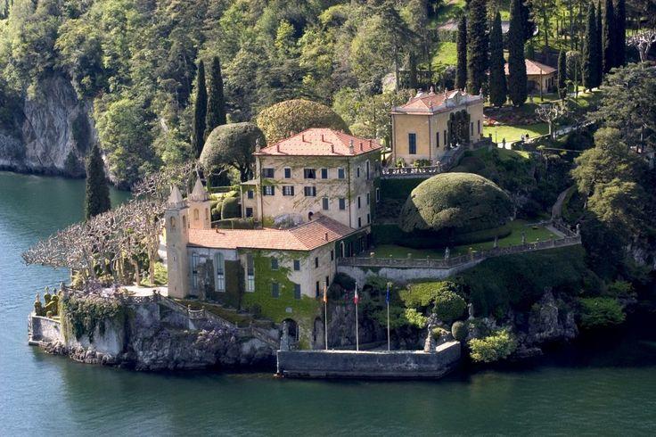 Villa del Balbianello Lake Como Lake Como, Italy