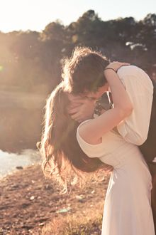 I LOVE this! Engagement shoot by Sarah Becker