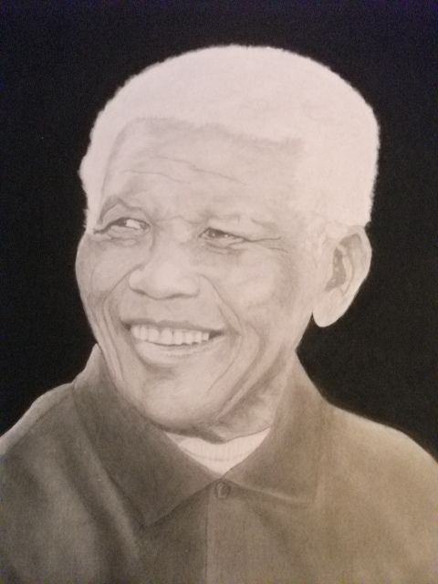 essay nelson mandelas leadership Bono's essay on nelson mandela, published by time mere minutes after news of  the south african leader's death on thursday, is filled with.