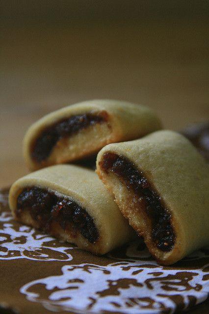 Homemade fig bars | Cookies, Brownies, Blondies & Bars | Pinterest