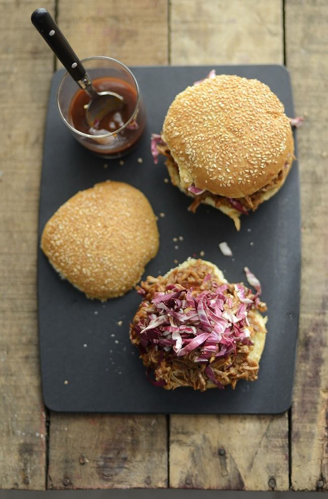 Southern Pulled Pork Sandwiches | Verses from my Kitchen