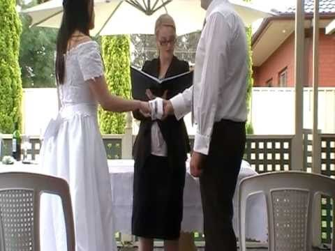 Hand fasting ceremony how to wedding pinterest
