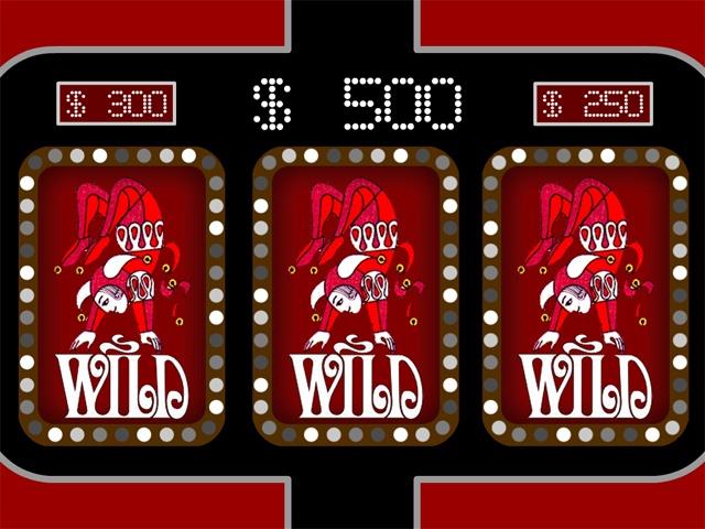 jokers wild games