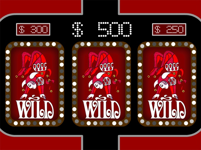 joker s wild game