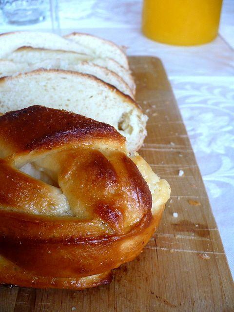 Braided Lemon Bread - Clockwork Lemon | Pastry love | Pinterest