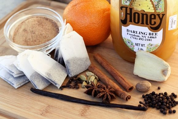 Homemade Chai Concentrate – How To Make Homemade Chai   Free People ...