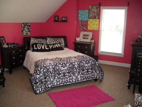 Bonus room teen bedroom ideas pinterest for Bonus room bedroom ideas
