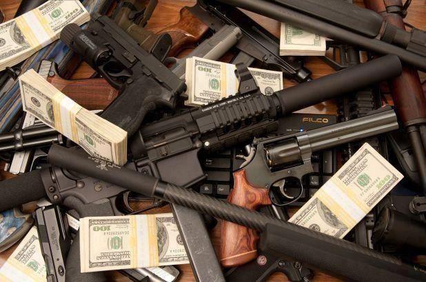 Gunsmithing here for the money