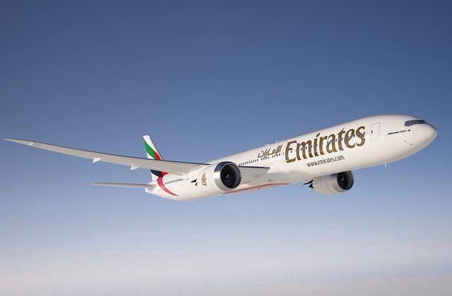 Emirates 777X Boeing