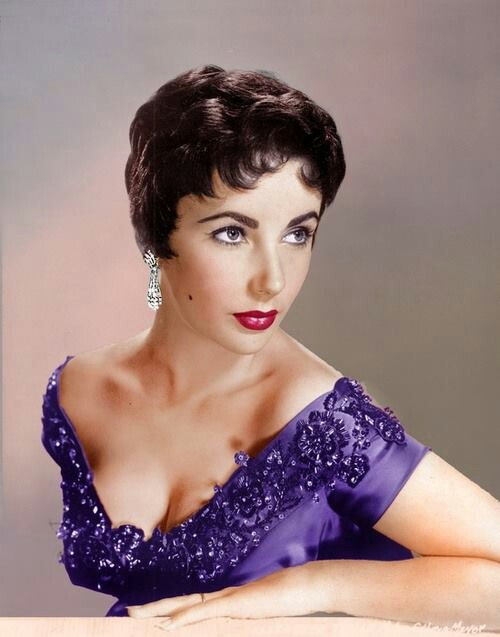 Young Elizabeth Taylor | Famous People | Pinterest