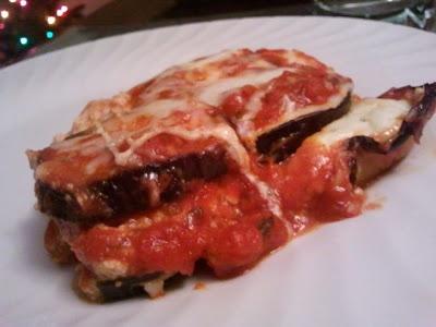 Lighter Eggplant Parmesan | Pinned It...Did it! | Pinterest