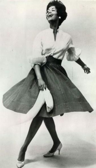 Helen Williams, 1960s