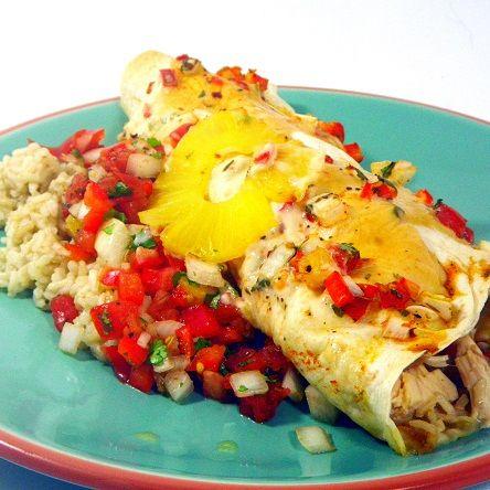 Chicken Enchiladas (using precooked rotisserie chicken). Inspired By ...