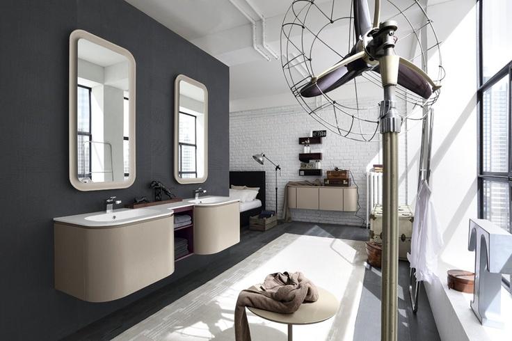 badkamermeubels  badkamer  Pinterest