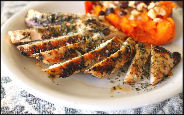 Chicken Herbs de Provence | Low Sodium Recipes and Spices & Herbs | P ...