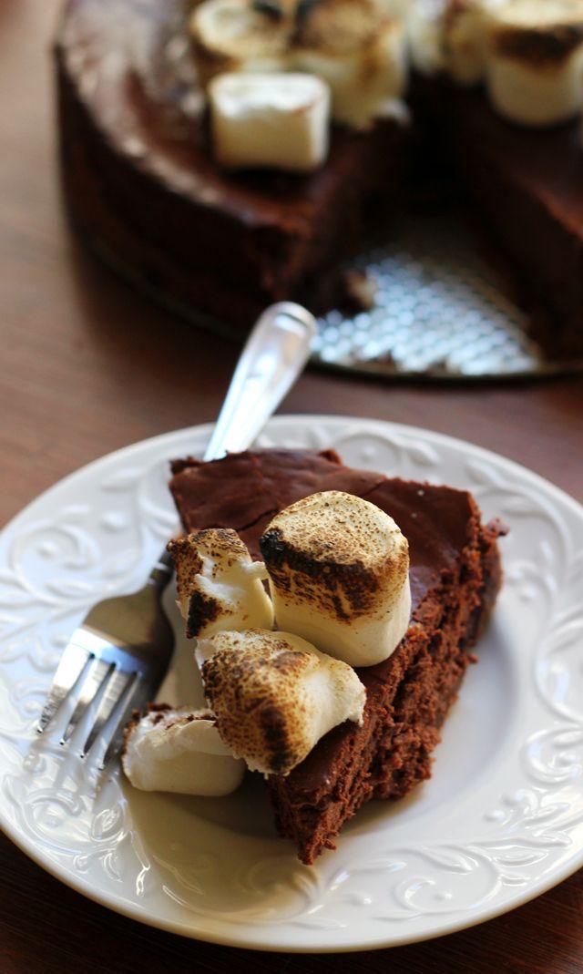 mores Cheesecake | Recipe