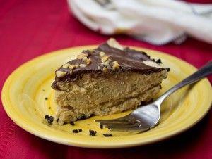 Chocolate Peanut Butter Pie.   Eat dessert first.   Pinterest