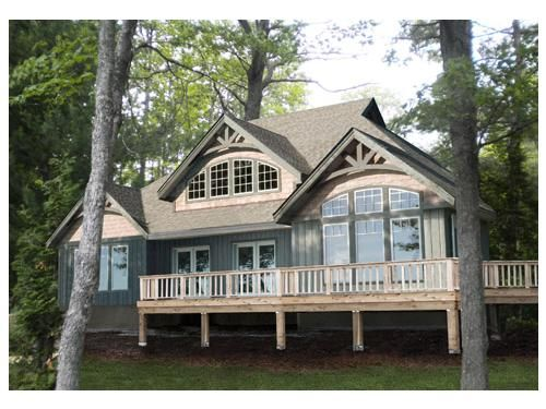 Post And Beam Home Designs Submited Images