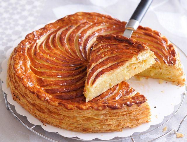 Galette des rois la frangipane recipes pinterest for Galette des rois a la frangipane