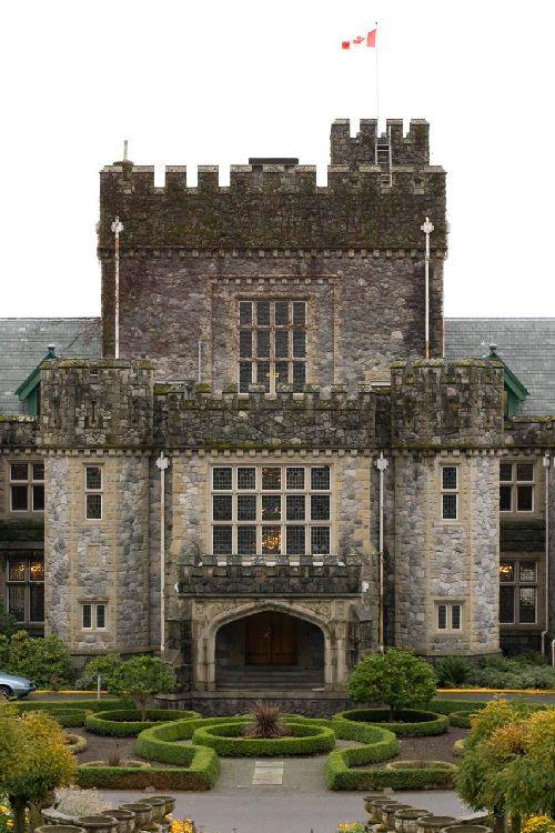 hatley castle canada castles pinterest. Black Bedroom Furniture Sets. Home Design Ideas