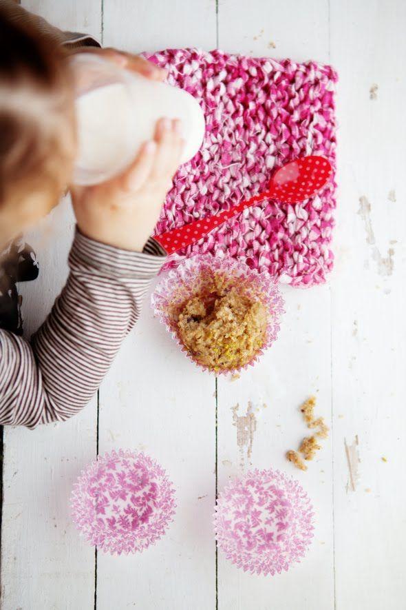 carrot & apple muffins | cakery | Pinterest