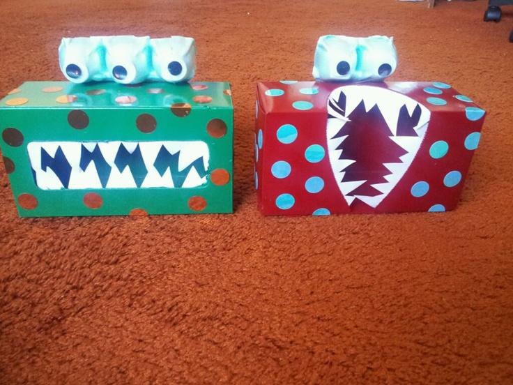 valentine box for a boy