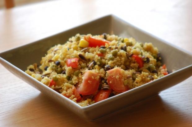 Quinoa Pilaf | Vegetarian Recipe Club | The biggest collection of ...