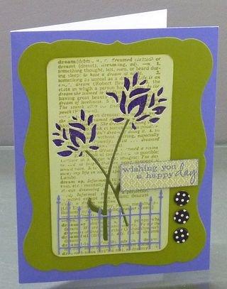 Memory Box Wild Flowers