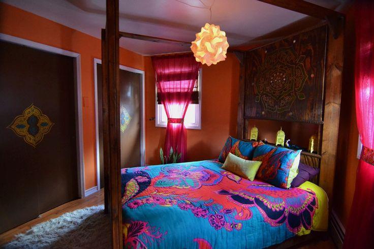 Eve 39 S Hot Jewel Tones Bedroom Room For Color 2011