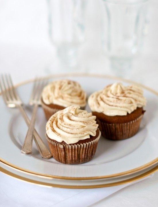 Gingerbread Cupcake | Sweet Tooth | Pinterest