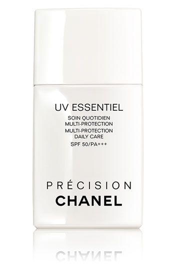 CHANEL UV ESSENTIEL MULTI-PROTECTION DAILY UV CARE SPF 50 available at Nordstrom
