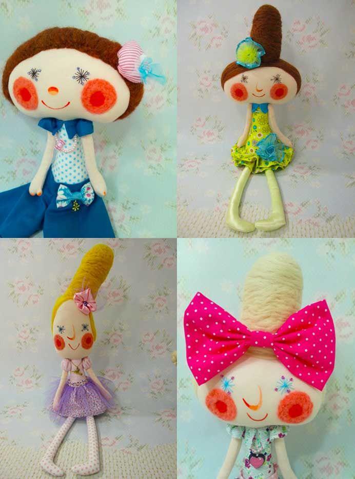 Бруно куклы!