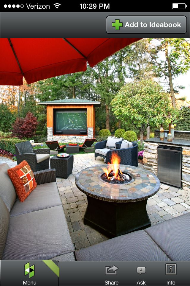 Man Cave Outside : Outdoor man cave home stuff pinterest