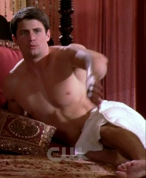 James Lafferty nude Just look at his