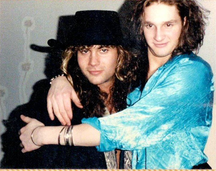 MIke Starr and Layne Staley | Alice In Chains & All Things ...