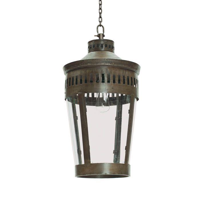 Hudson Lantern  lighting  Pinterest
