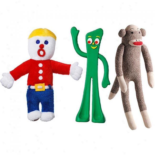 Gumby and friends | I remember | Pinterest