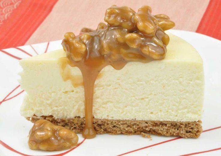 Praline Cheesecake | Recipe