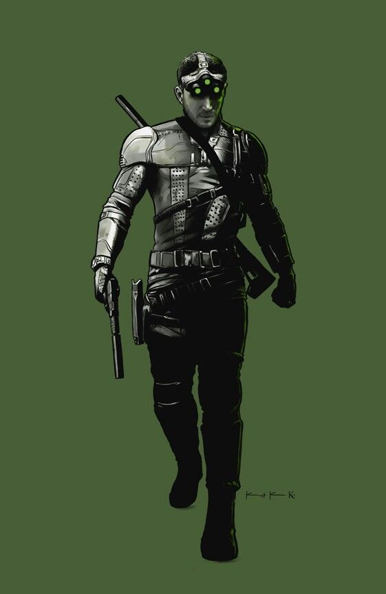 Splinter Cell | Tom Ha...