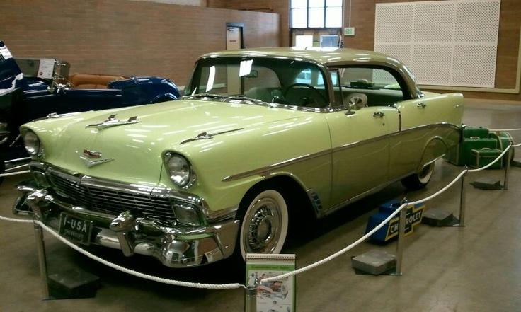 1956 chevrolet 4 door hardtop coffee time cruising for 1956 chevrolet 4 door hardtop