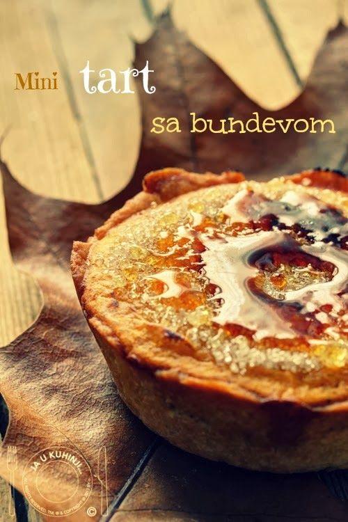 MIni pumpkin tart | My work... | Pinterest