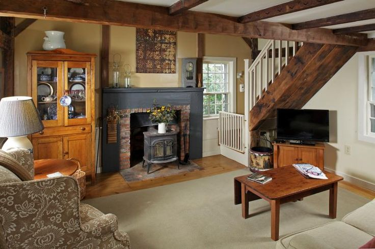 ... Homes | Early American & Colonial Home Decorating & Interiors
