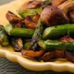 ... ®: Roasted Asparagus Recipe with Creamy Tahini-Peanut Dipping Sauce