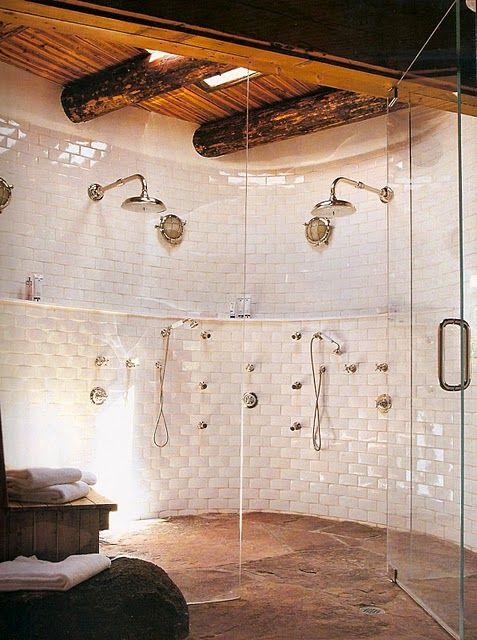 a truly amazing shower