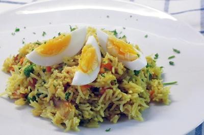 Kedgeree (British Curried Rice With Smoked Haddock) Recipes ...