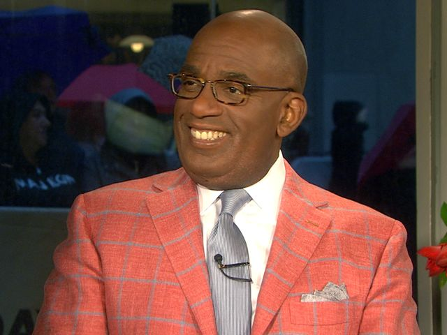 TODAY host Al Roker. What do you think of his jacket?